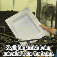 Skylight Garnish